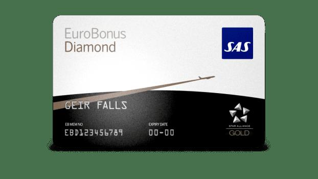 Eurobonus Diamond