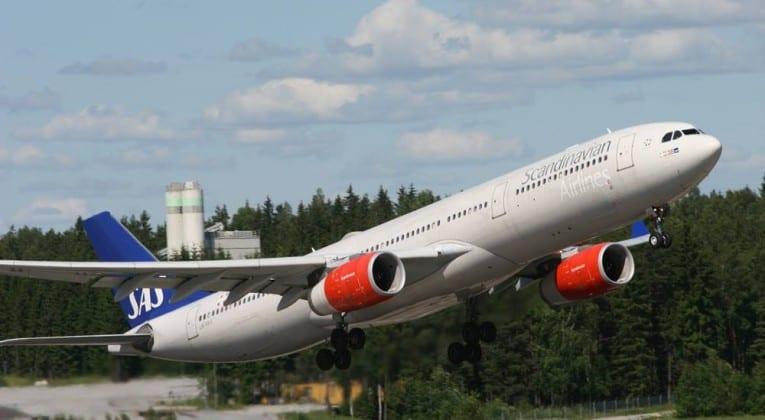 SAS A330-300