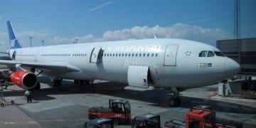 SAS A340 (Foto: Daniel Birch)