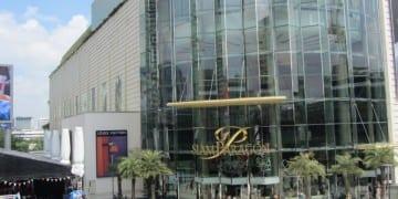 Shopping i Bangkok