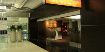 Bonus Feber - Royal First Class Lounge