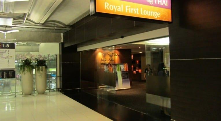 Bonus Feber - Royal First Class Lounge