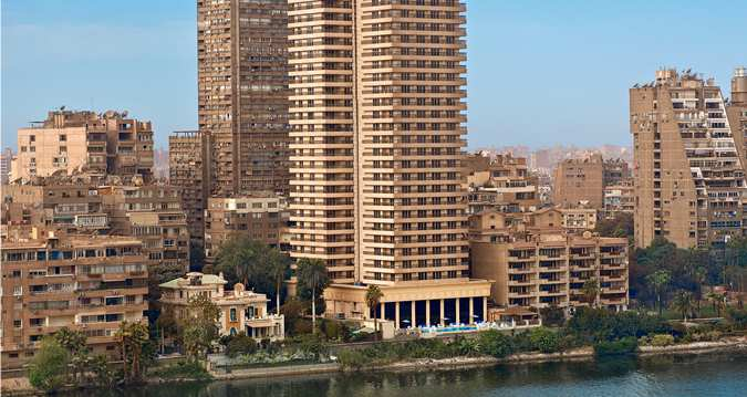 Hilton zamalek residences i cairo insideflyer dk for Terrace hilton zamalek