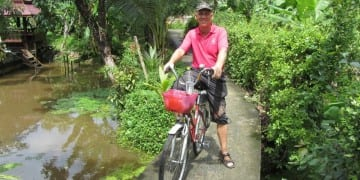 Bonusfeber - Bangkok by bike