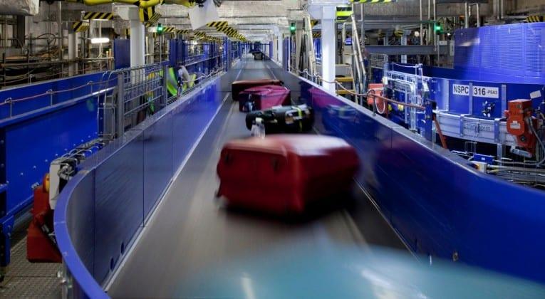 billund lufthavn bagage