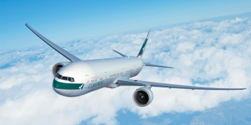 Cathay Pacific med ny rute til Europa