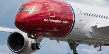 Norwegian med fremgang