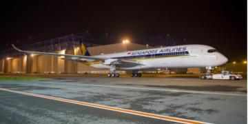 Singapore Airlines med ny rute fra Düsseldorf