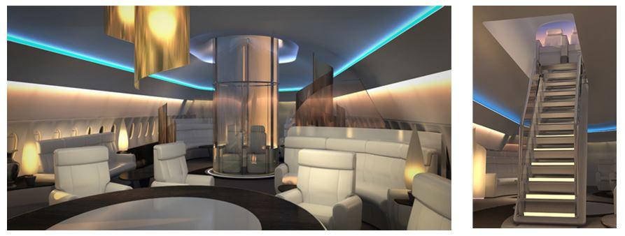InsideFlyer DK - SkyDeck - Trappe eller elevator