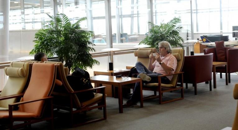 Nye lounger tilgængelige for SAS kunder