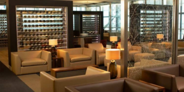 British Airways First Class Lounge