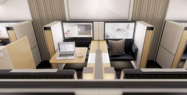 Swiss og deres nye First Class i Boeing 777-300ER