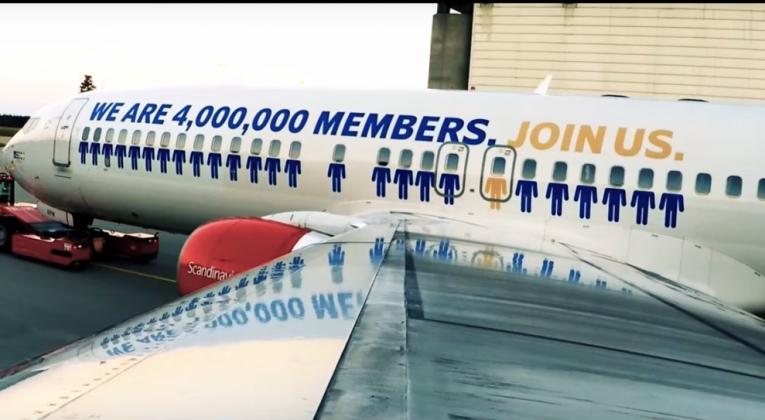 SAS med tilbud på bonusrejser