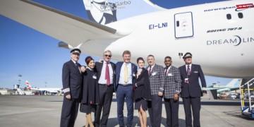 Norwegian modtager deres første 787-9