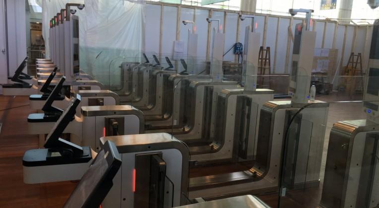 Ny automatisk Paskontrol er klar i Københavns Lufthavn med start til april
