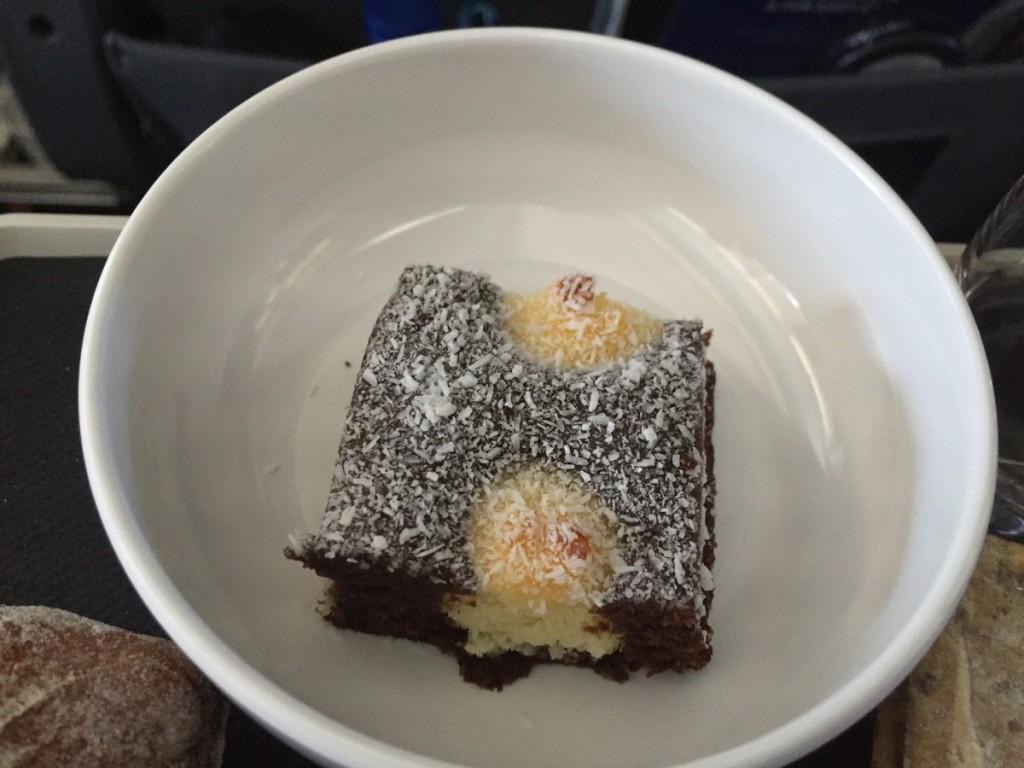 Chokoladekage til dessert