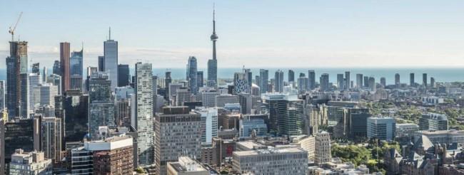Kig ud over Toronto, hvor der er flere muligheder for at bruge et par dage som turist.