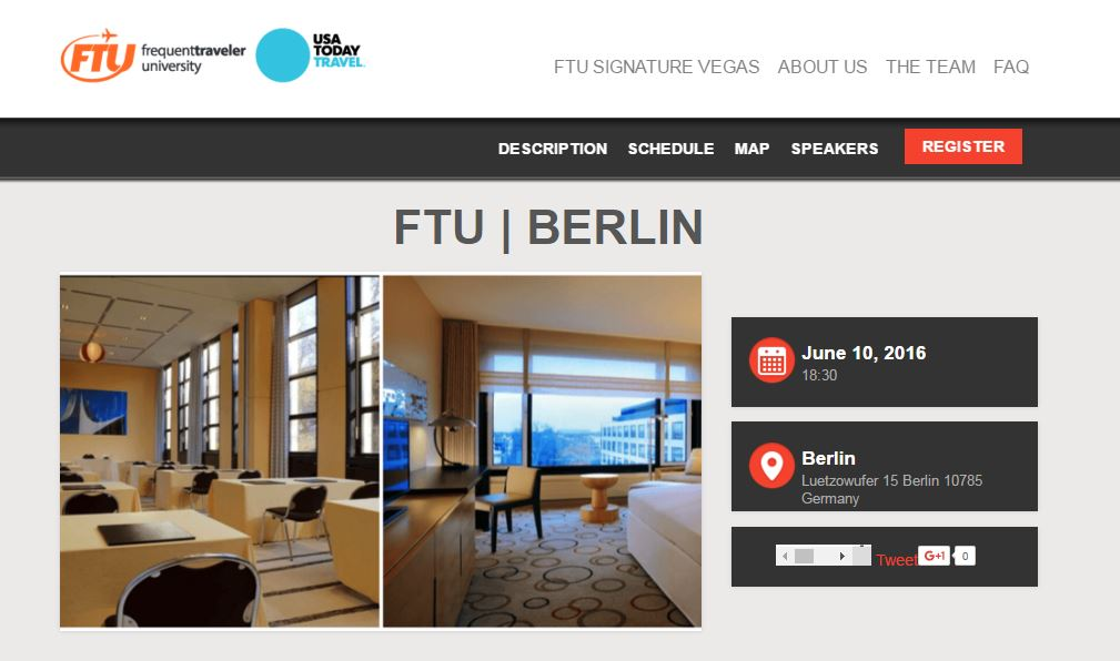 InsideFlyer DK - FTU - Berlin