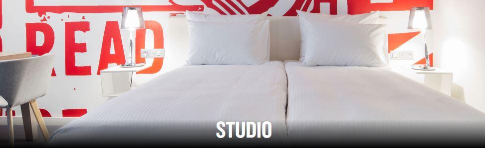 Billede af Studio værelse på Radisson RED Bruxelles.