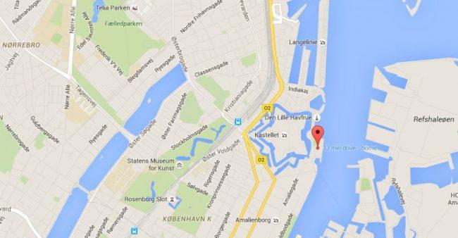 Så starter vandfly-ruten mellem Aarhus og København - InsideFlyer DK