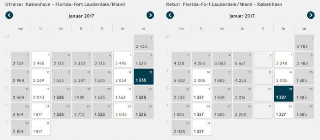 InsideFlyer DK - Norwegian - Billigt til Florida i januar 2017