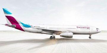 Eurowings med nye interkontinentale ruter