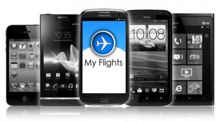 My Flights-appen offline!