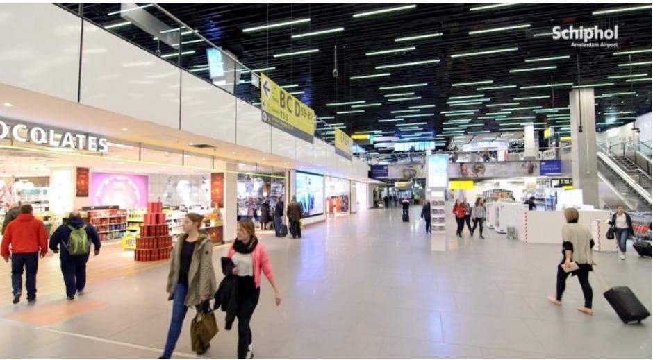 lufthavne amsterdam airport schiphol