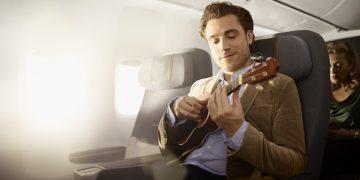 Lufthansa Udlejer sæder på Airbnb