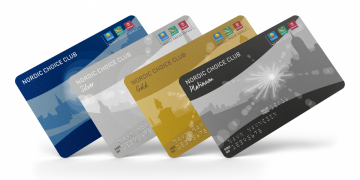Nordic Choice Club kort