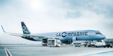 La Compagnie lukker rute til London