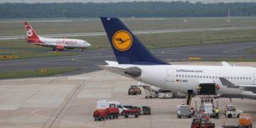 Lufthansa skal snart flyve med Air Berlin