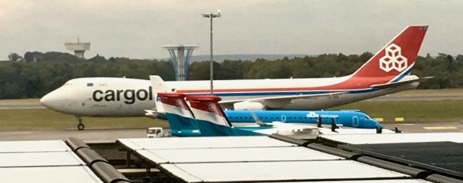 KLM Cityhopper E190
