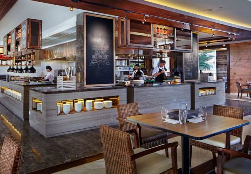 Hotellets restaurant - Seminyak Kitchen (billede lånt fra hotellets hjemmeside)