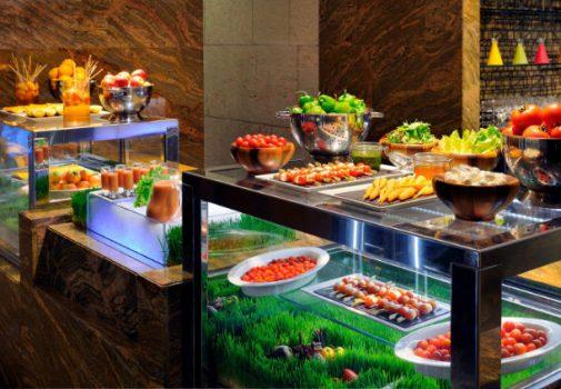 JW Marriott Marquis kitchen6