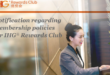 IHG Rewards Club update