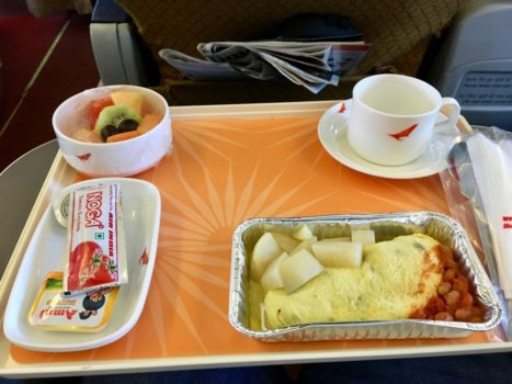 Air India Domestic Business Class