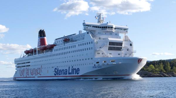Vind et Stena Line MiniCruise og sejl med Stena Saga fra Frederikshavn til Oslo og tilbage igen.