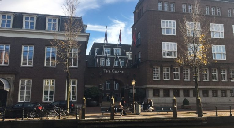 """Sofitel Amsterdam """"the Grand"""""""