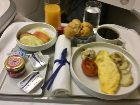 Air France morgenmad