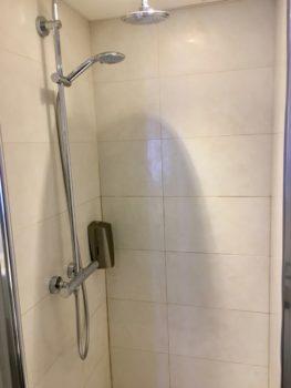 Air France lounge badeværelse