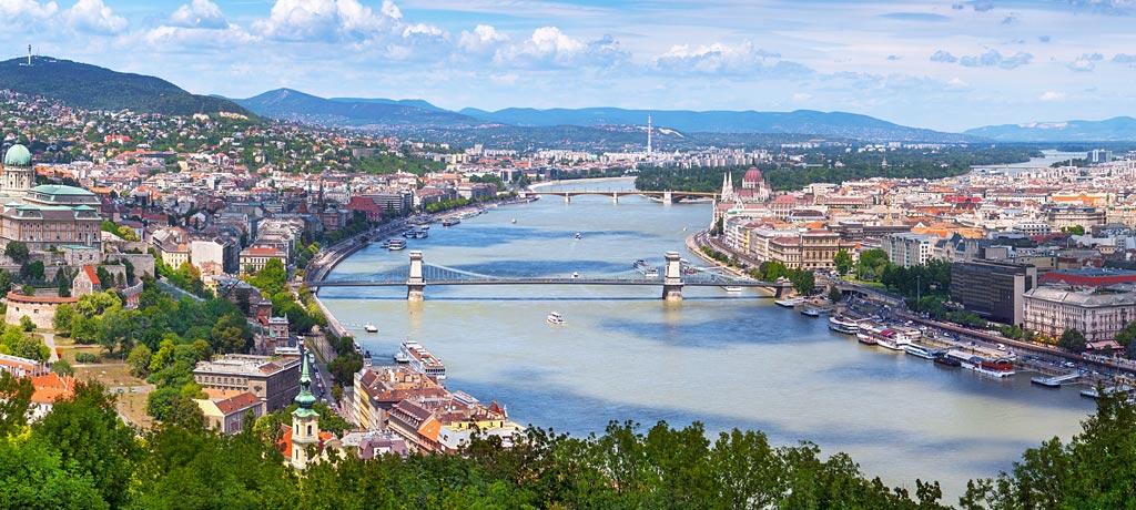 Rejse Deal: Fly til Budapest og 4-stjernet hotel i 5 dage for kun 1.119,- kroner - InsideFlyer DK