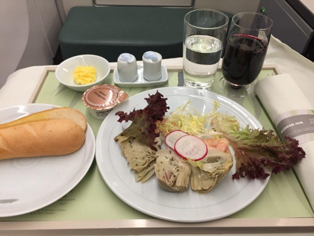 Korean Air Boeing 777-300ER Business Clas
