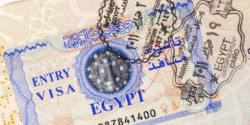 Visum Egypten