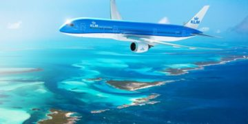KLM 787-900