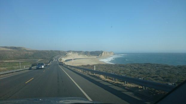 En flot tur fra San Francisco til Monterey