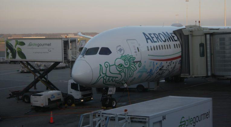 Aeromexico Boeing 787-9