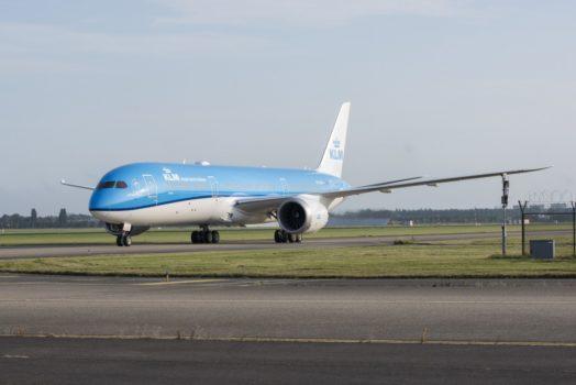 KLM B787-9 Dreamliner