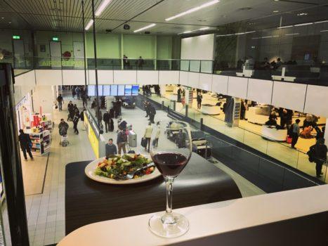 Aspire Lounge 26 Amsterdam AMS