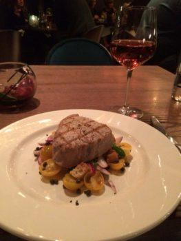 Hotel-Indigo-Liverpool-Dinner-Main-Course
